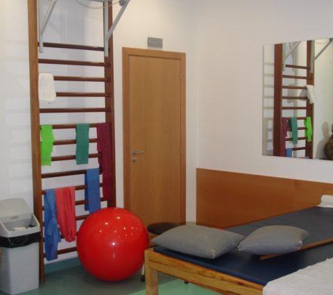Gabinete de fisioterpia