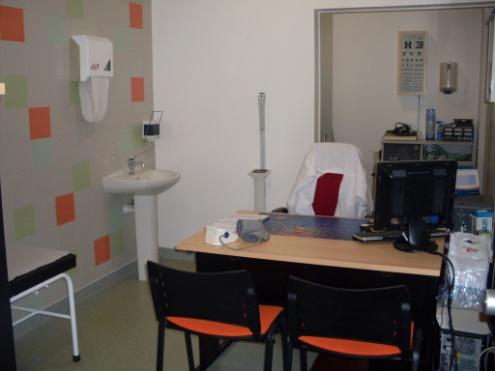 Gabinete Médico Lusoxyra