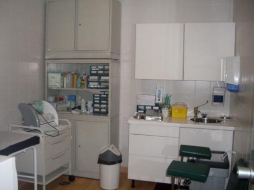 Gabinete de enfermagem clinica Lusoxyra